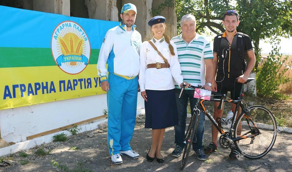 В Одесской области прошли