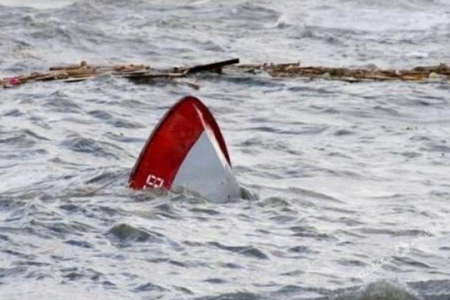 что случилось с лодкой она утонула видео