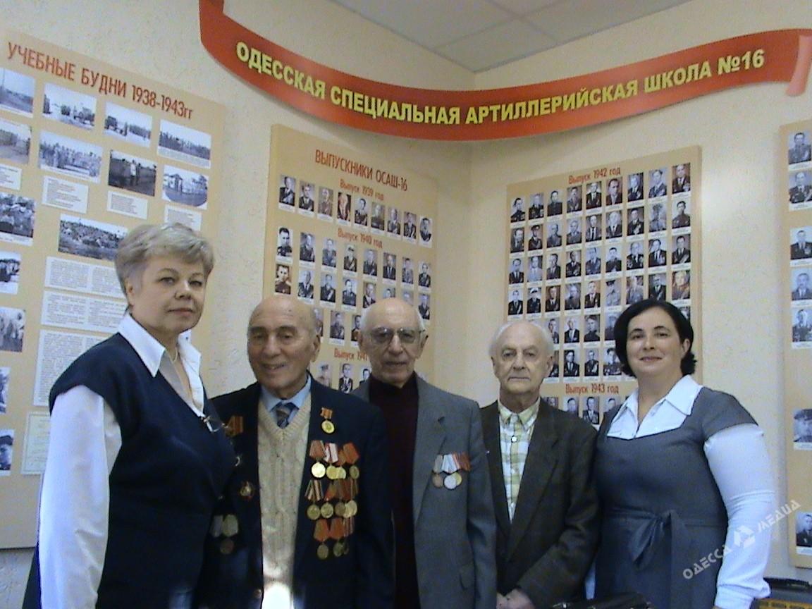 Музей в честь 16-й Артиллерийской спецшколы