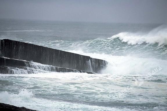 ВОдессе санэпидслужба рекомендовала воздержаться отпосещения берегов икупания