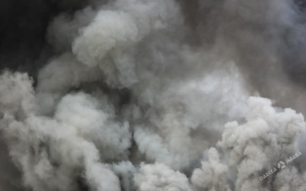 ВОдесской области из-за подгоревшей еды пострадал человек