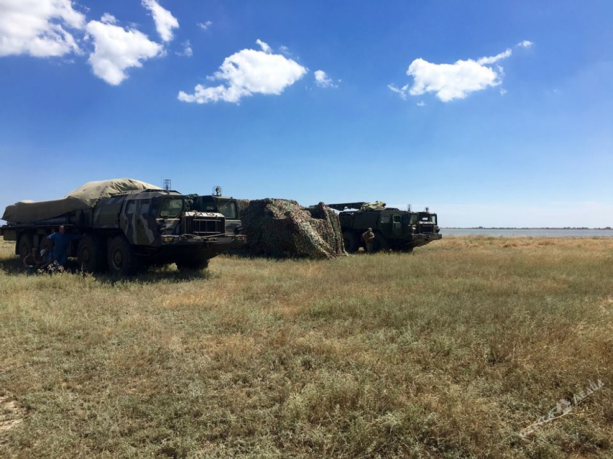 «Ольха»: вОдесской области испытали новые украинские ракеты