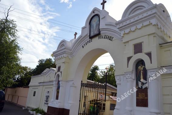 Наодесском кладбище отыскали труп мужчины