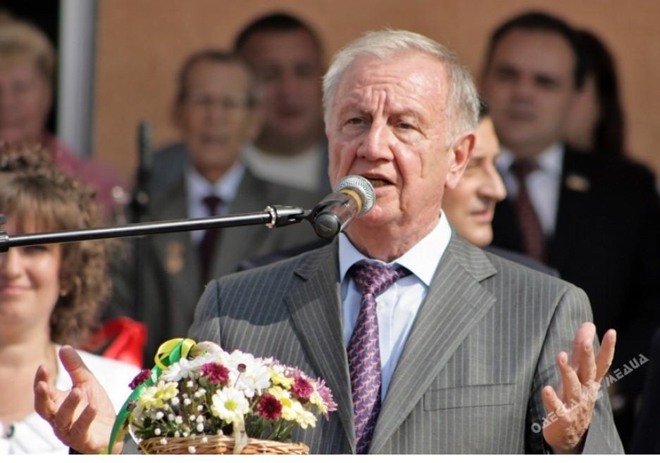 Яуже давно неворую— Мэр Черноморска