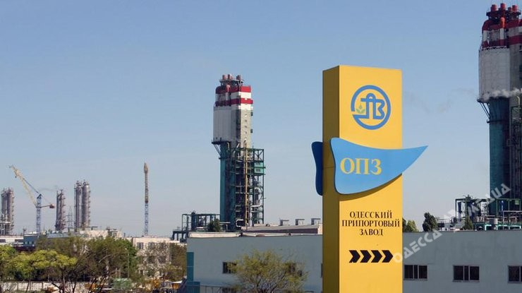 ОПЗ желает подписать с«Нафтогазом» договор опоставке газа для восстановления работы