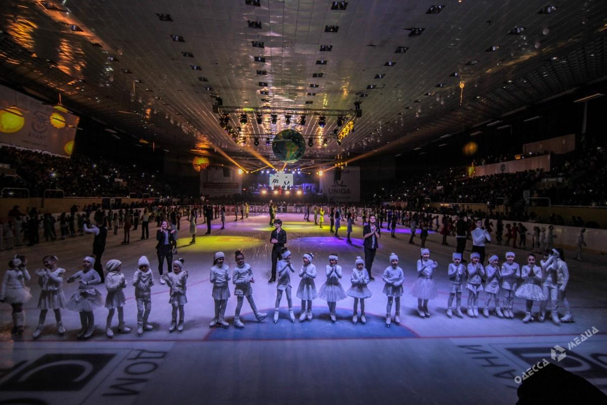 Во замке Спорта открыли новейшую ледовую арену