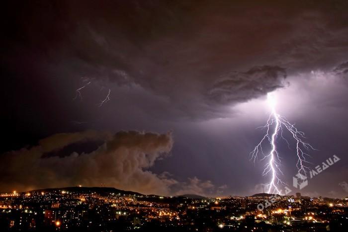 Гидрометцентр передает обухудшении погодных условий поОдессе иобласти