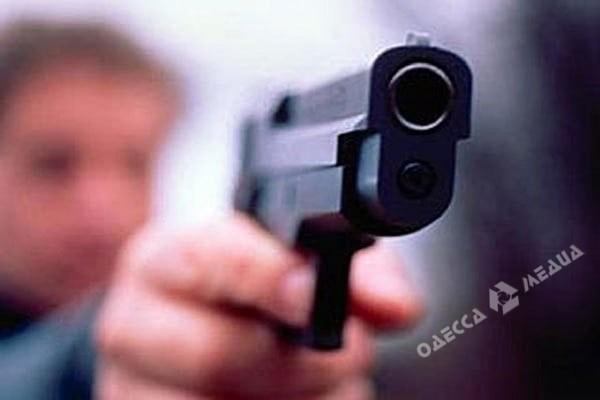 ВОдессе произошла стрельба уторгового центра