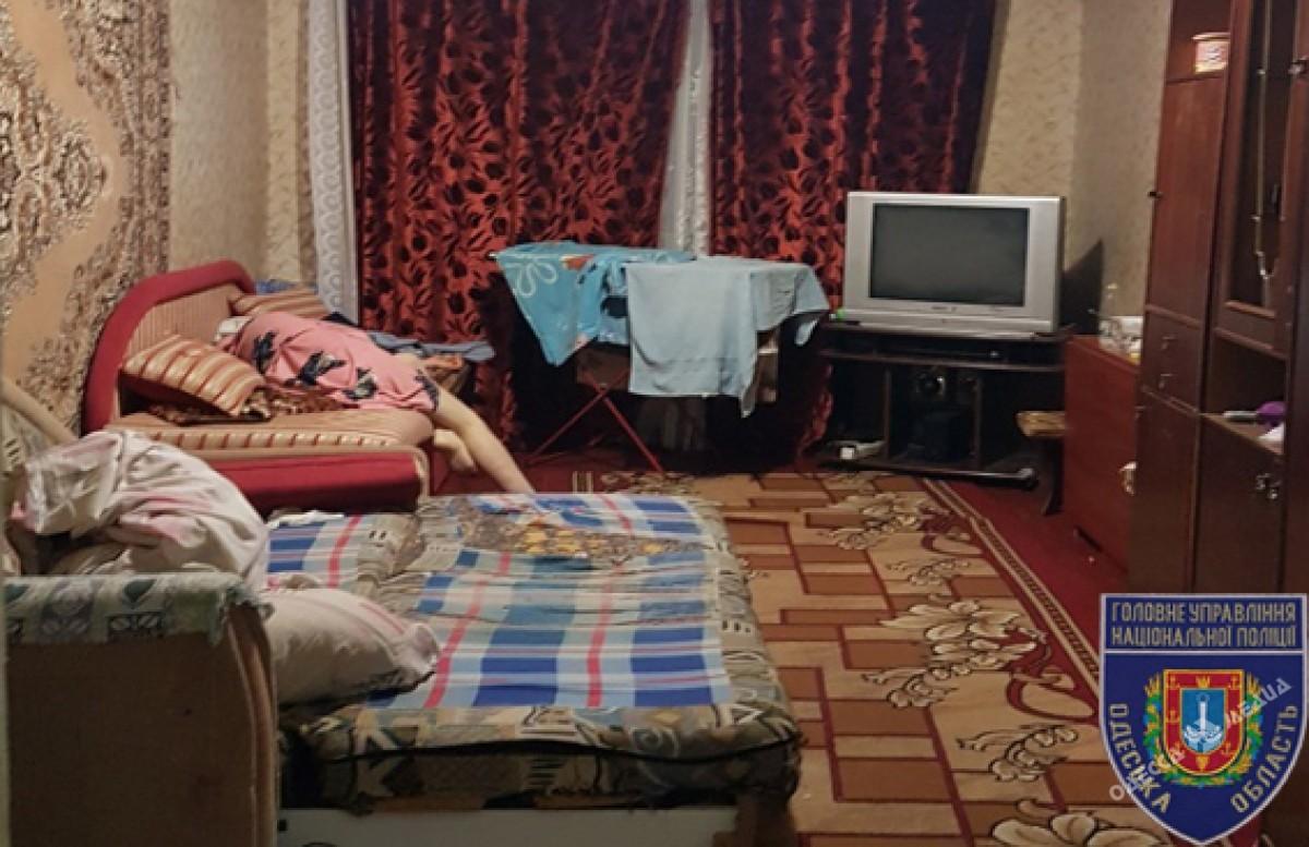 Одесский «Отелло» убил супругу ипытался покончить ссобой