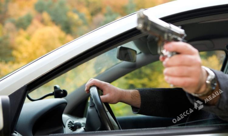 В милиции поведали подробности стрельбы вОдессе