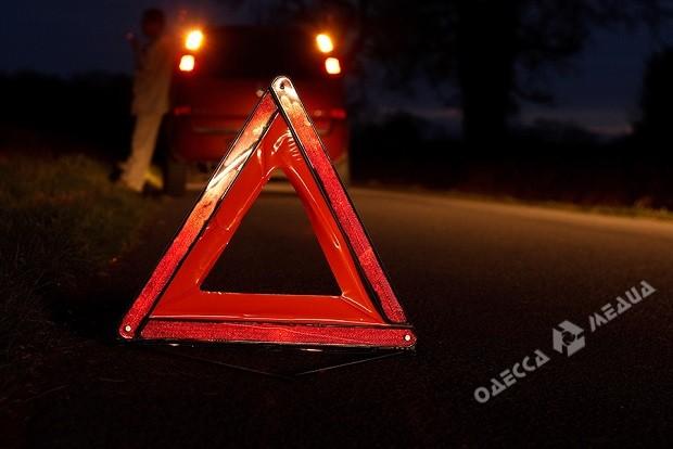 Напоселке Котовского наскорости разбились две машины