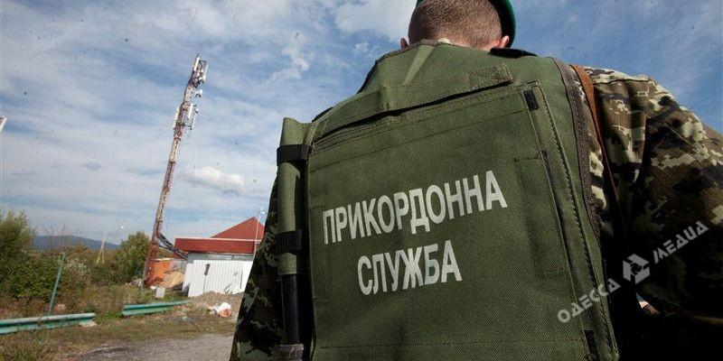 Ваэропорту «Одесса» таможенники задержали турка, которого разыскивают затерроризм