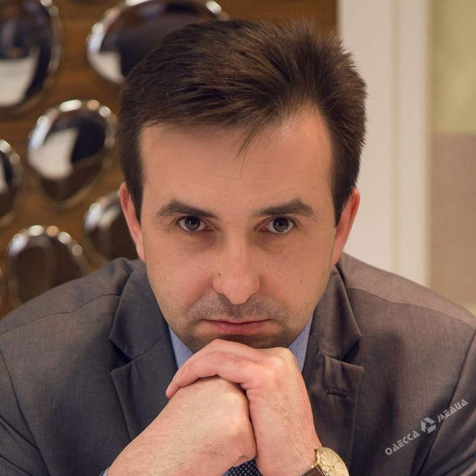 Заместитель начальника патрульной милиции Одессы уволился