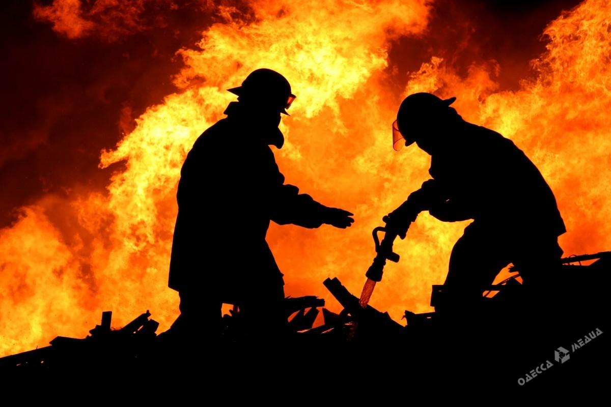 ВОдесской области впроцессе пожара умер пенсионер