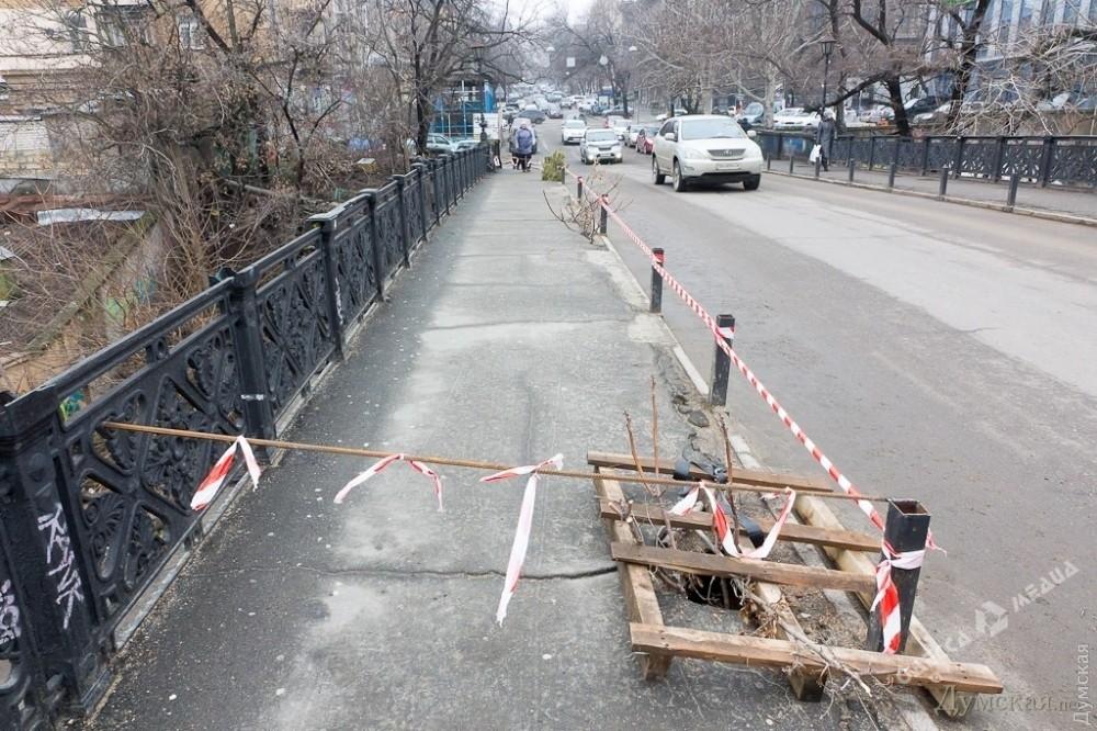 Мост Коцебу вцентре Одессы откроют для авто 17декабря