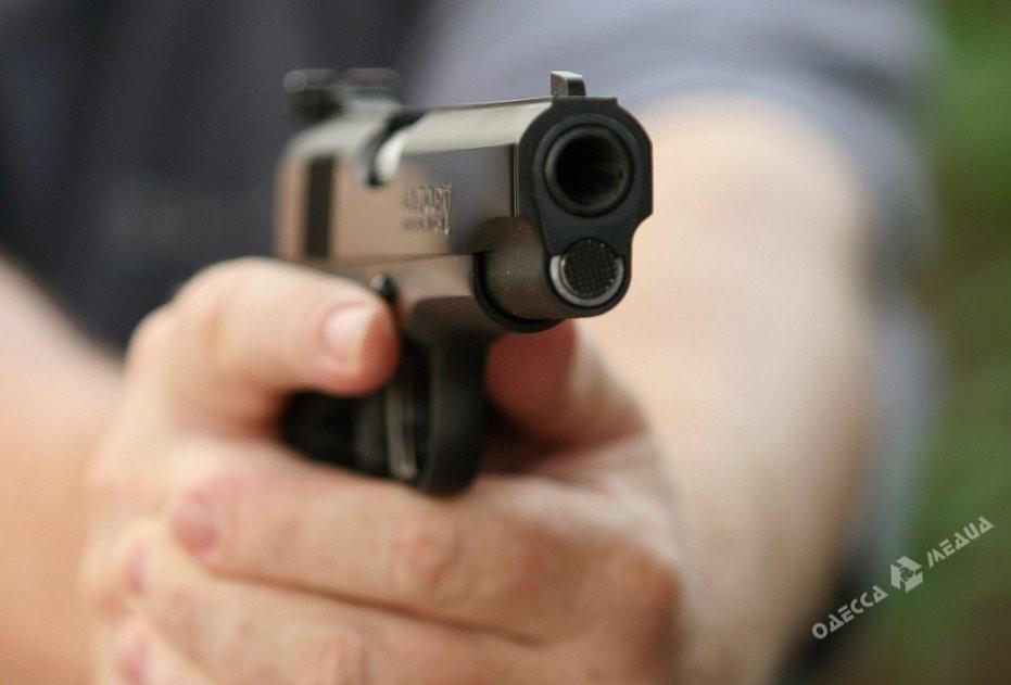 Милиция проинформировала детали стрельбы наГреческой вОдессе: пострадал охранник