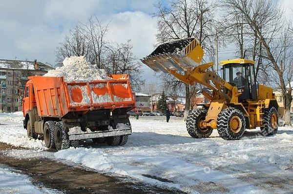 ВОдессе будет затруднено движение транспорта из-за вывоза снега