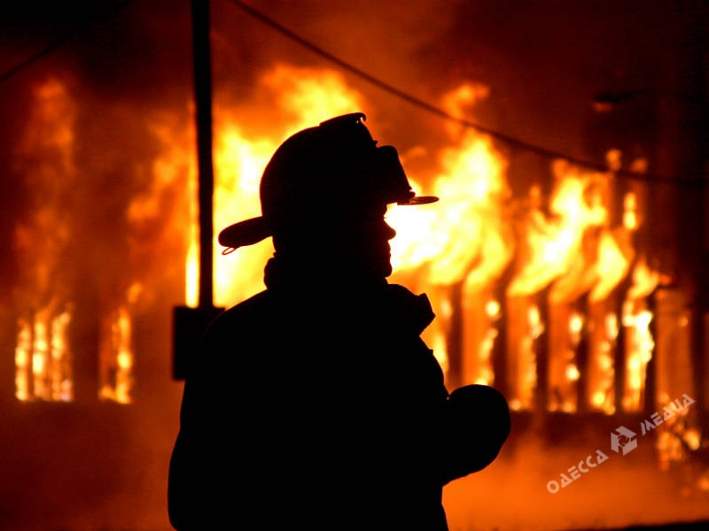 ВОдесской области женщина сгорела вкровати