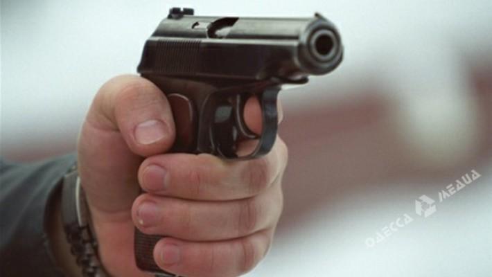 Неизвестный расстрелял мужчину вОдессе