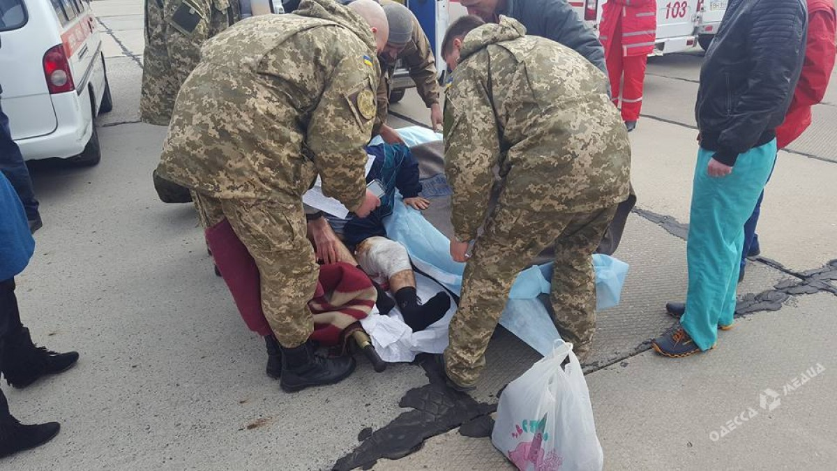 Украинские военные понесли потери взоне АТО