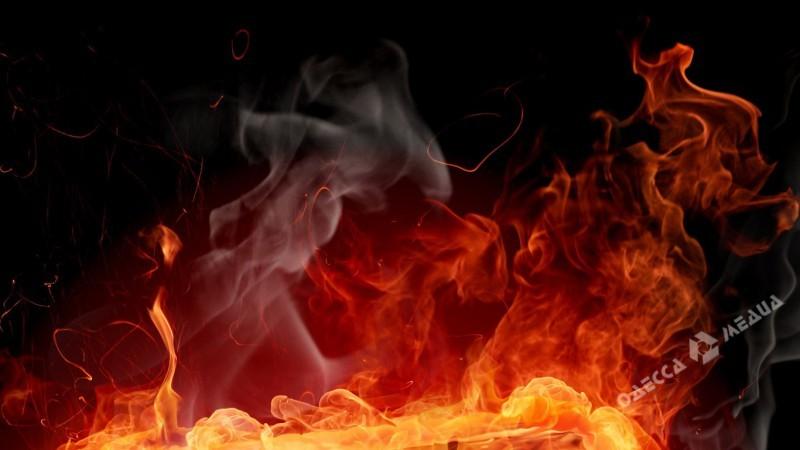 ВБелгород-Днестровском наместе пожара найден погибший мужчина
