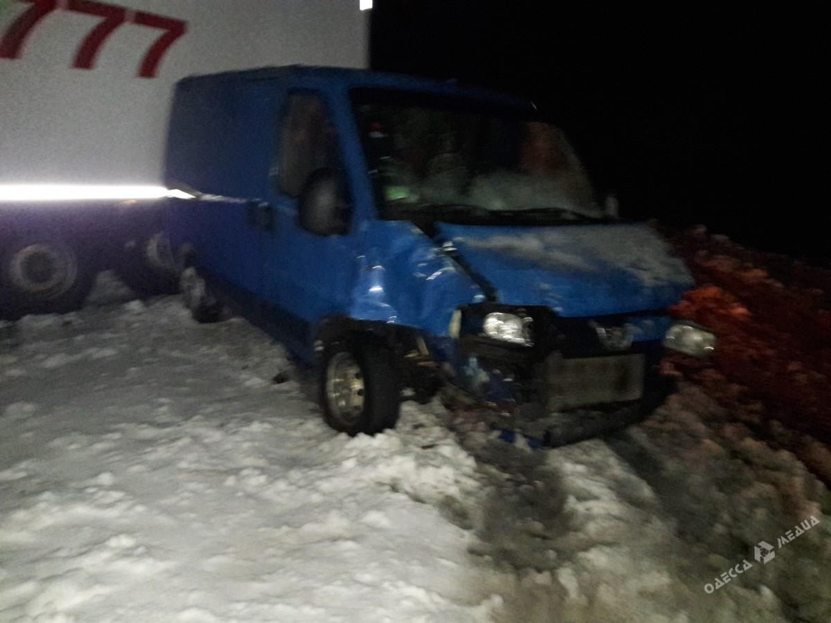ДТП врайоне Клеверного моста: умер шофёр