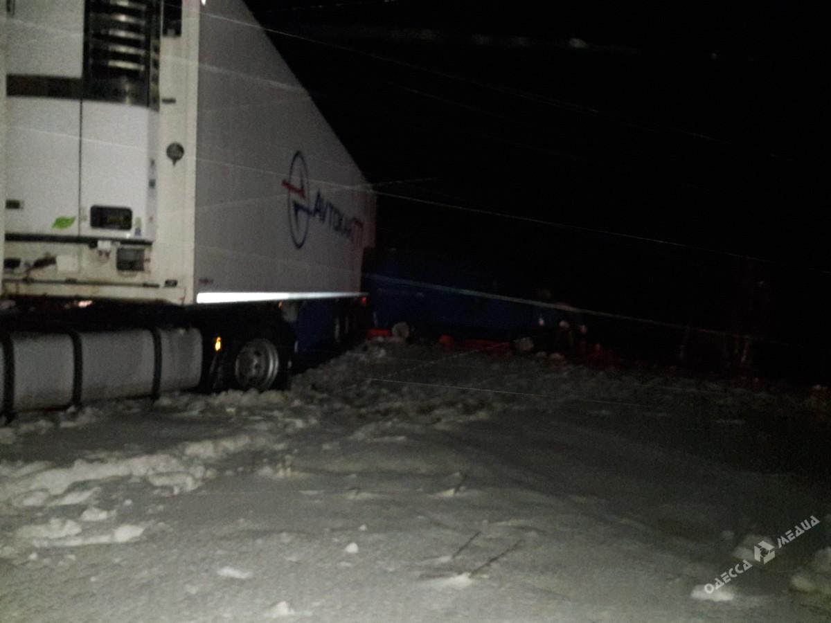 Последствия непогоды: под Одессой случилось  смертельное ДТП