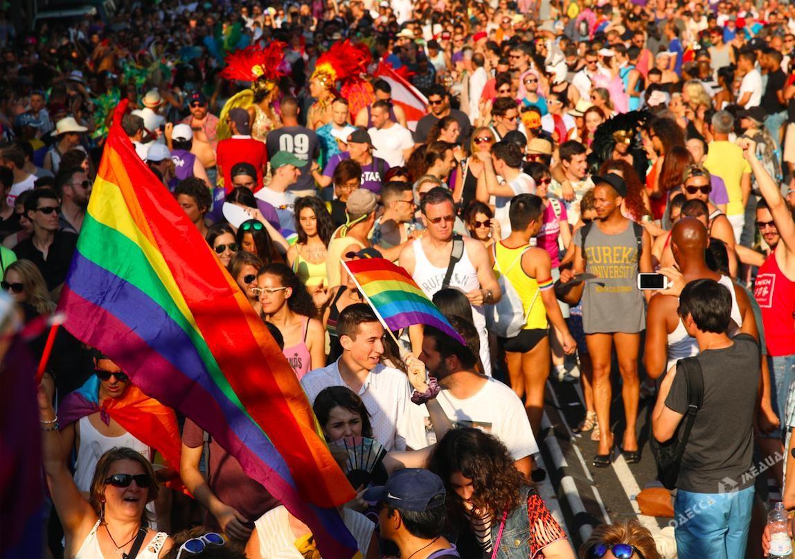 ВОдессе назвали дату проведения летнего гей-парада