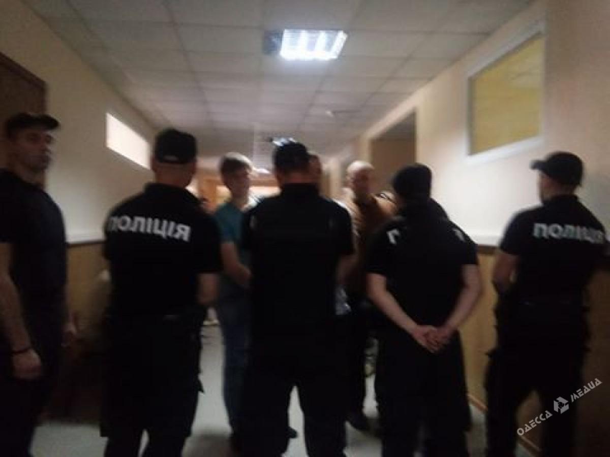 Приморский районный суд вОдессе выбрал домашний арест для уголовного авторитета «Шушарика»