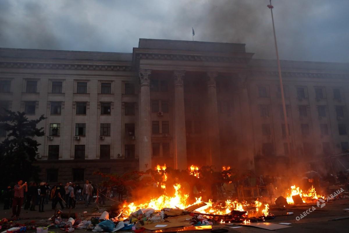 ВОдессе эксгумируют тела 6 погибших вДоме профсоюзов втечении прошлого года