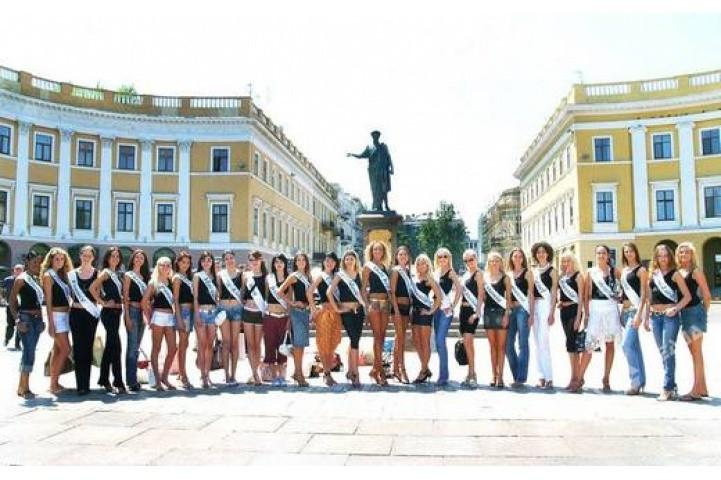 Международный конкурс «Miss Tourism International Ukraine» пройдёт вконце июня вОдессе