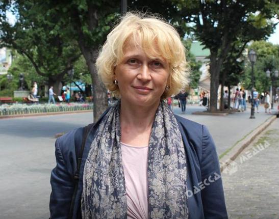 Вцентре Одессы нажурналистку напали среди дня