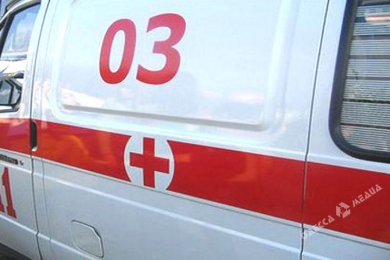 ВОдесской области грузовой автомобиль врезался в«скорую», есть пострадавшие