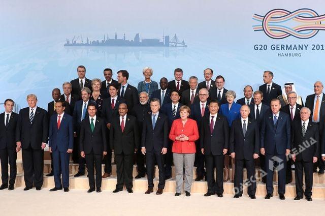 Германские страховые агенты оценили вред отбеспорядков наG20
