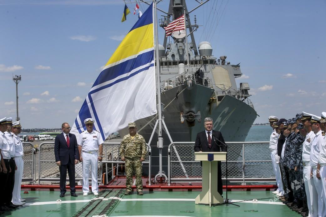 ВОдессе стартовали масштабные военные учения «СиБриз»
