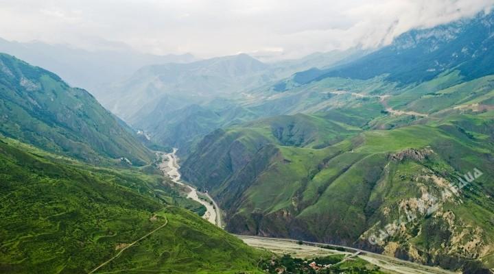 Семь туристов изОдессы попали под камнепад вСеверной Осетии