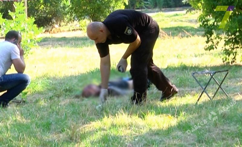 ВОдессе наКуликовом поле найдено мужское тело