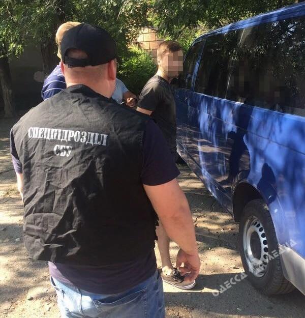 ВОдесской области устранили канал контрабанды наркотиков изЕвропы