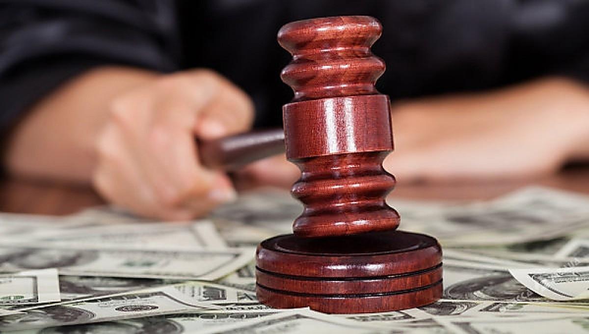 СБУ задержала судью занезаконное отчуждение госимущества