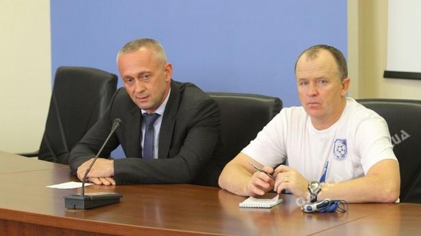 Экс-наставник «Карпат» возглавил «Черноморец»