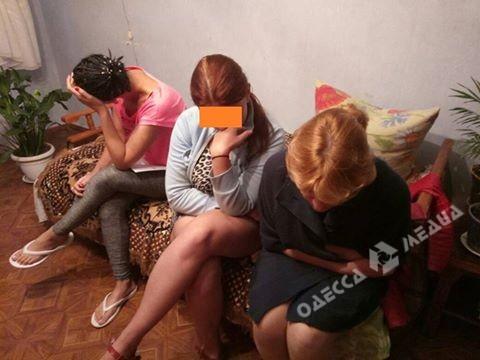 ВОдессе задержали ОПГ, которая промышляла проституцией