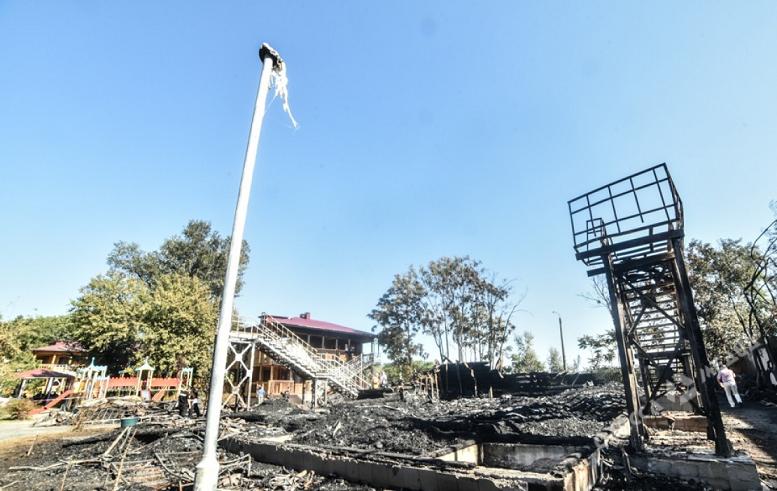 Экспертиза подтвердила личности 3-х погибших девушек в«Виктории»— катастрофа вОдессе