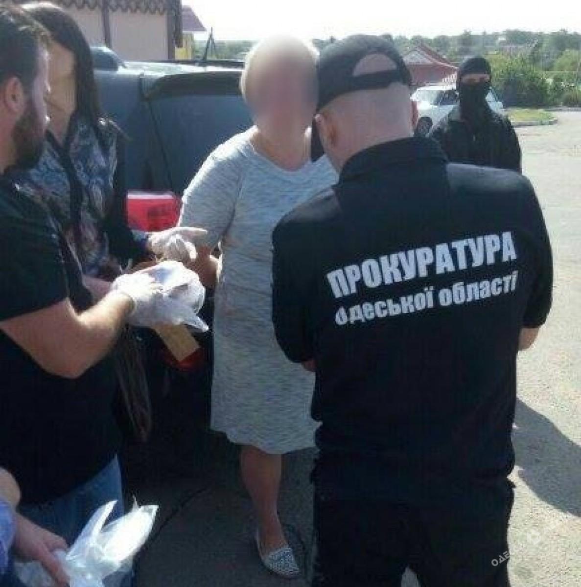 Впригороде Одессы задержали руководителя сельсовета