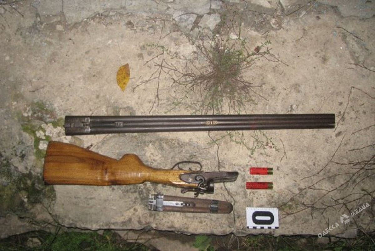 ВОдесской области застрелился ребенок. очевидно, из-за девушки