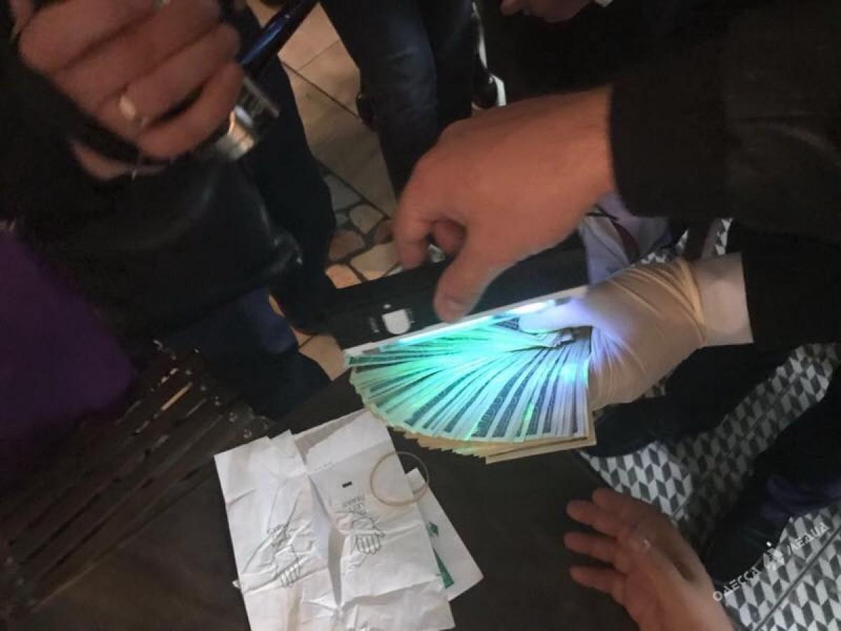 СБУ вОдессе задержала навзятке руководство дирекции Укрпочты