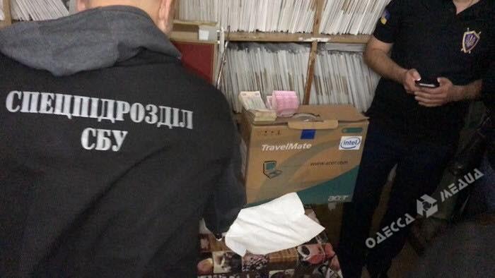 Правоохранители разоблачили депутата Укртрансбезопасности навзятке