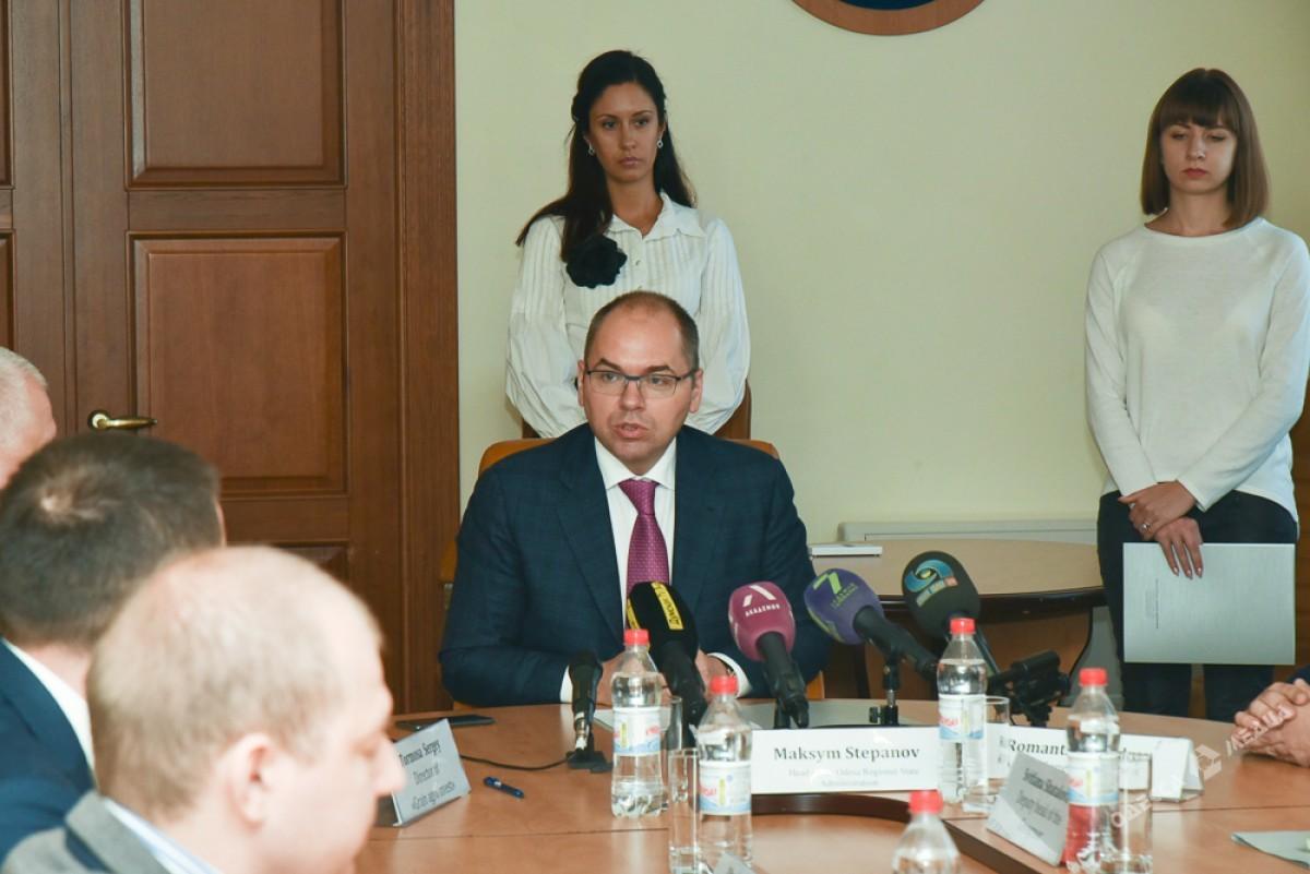 ВОдесскую область заходят инвестиции на $300 млн