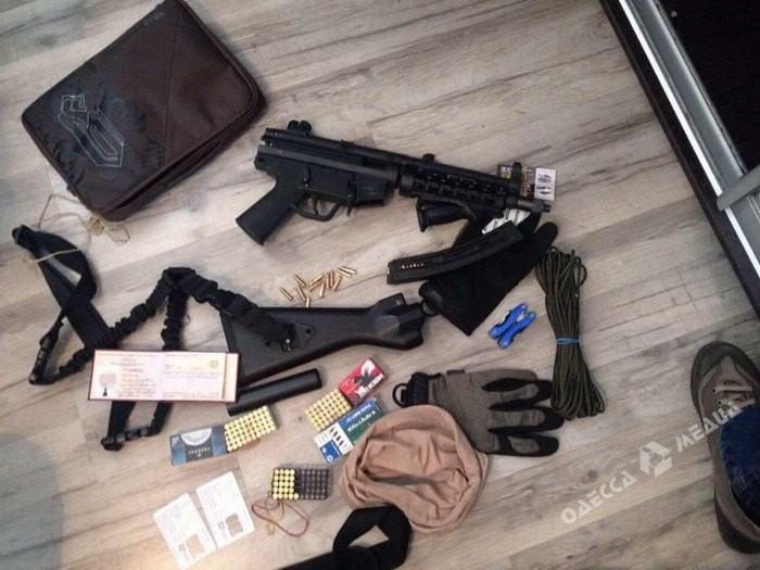 СБУ поймала киллеров, стрелявших в зампреда Одесского облсовета