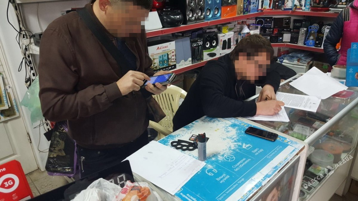 ВОдесской области задержали пиарщика «ДНР»