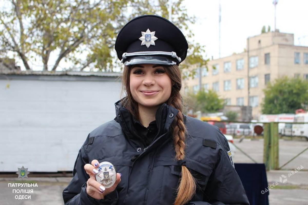 Водесской патрульной милиции - пополнение